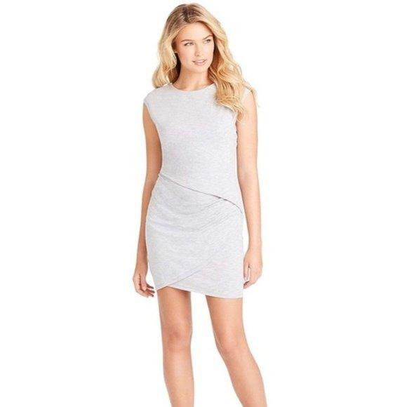 Jessica Simpson Kamila Heather Drape Dress